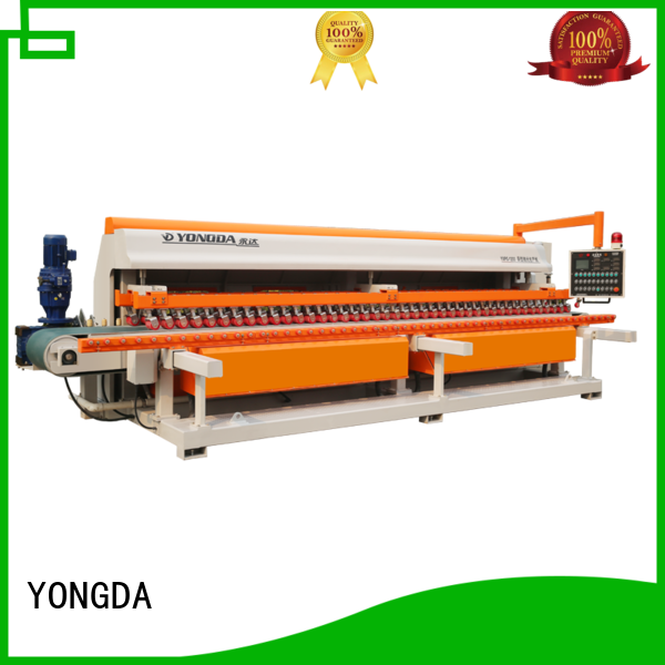 CNC Linear Profile Edge Production Line