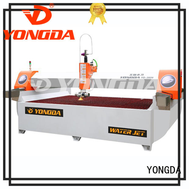 pressure water jet cutting machine price for sale for cutting metal YONGDA