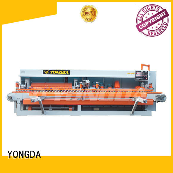 YONGDA Brand grinding production edge banding suppliers machine factory