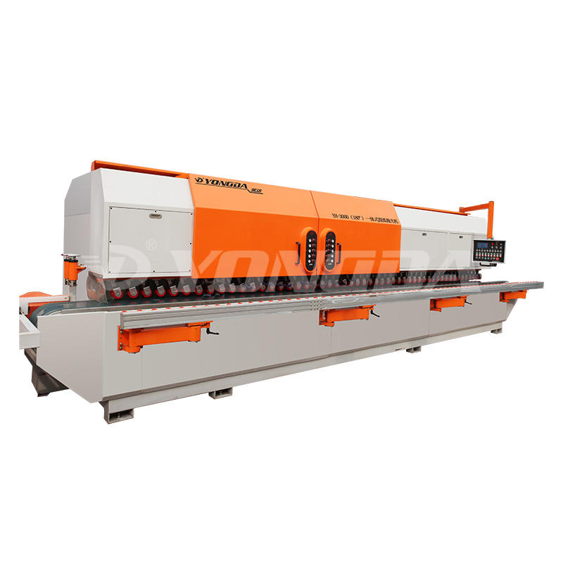 YONGDA-Yh-1200180°stone Arc-edge Polishing Machine | Edge Production Line |-8
