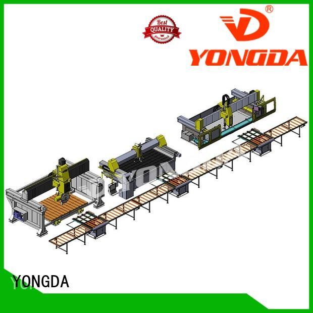 YONGDA realible quartz countertops for sale production for table plane