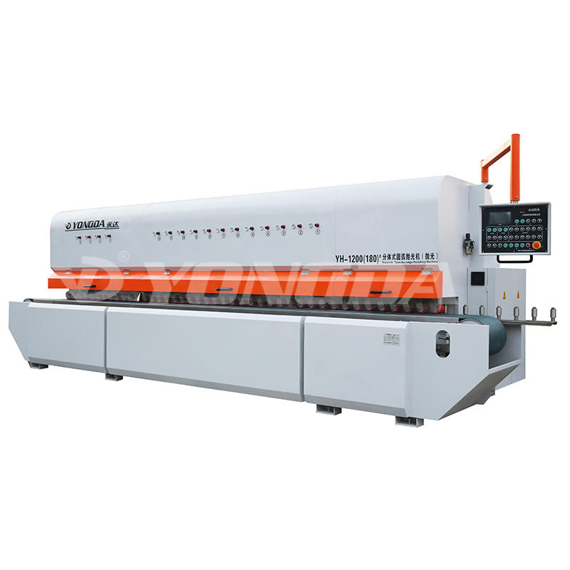 YONGDA-Yh-1200180°stone Arc-edge Polishing Machine | Portable Edge Banding-2