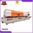 YONGDA Brand line portable edge banding machine cutting supplier