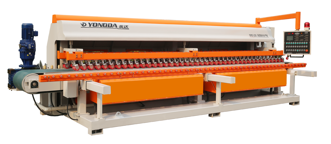 YONGDA-Cnc Linear Profile Edge Production Line | Edge Banding Machine For Sale Factory